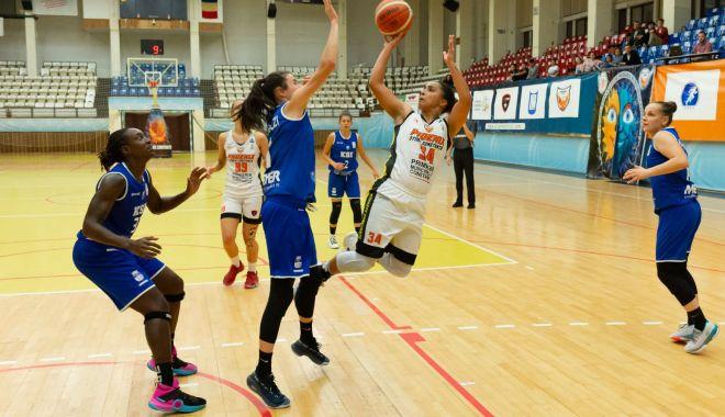 Foto: Victorie pentru CS Phoenix-Știința în Cupa României la baschet feminin