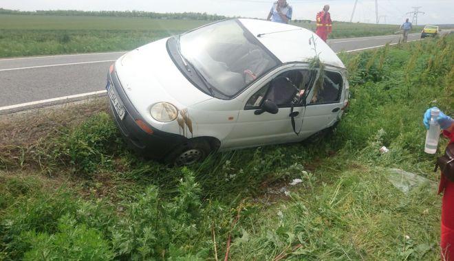 Accident rutier în Constanța pe DN 22, între popasul Tașaul și Tariverde. O victimă - photo20180519122750-1526722386.jpg