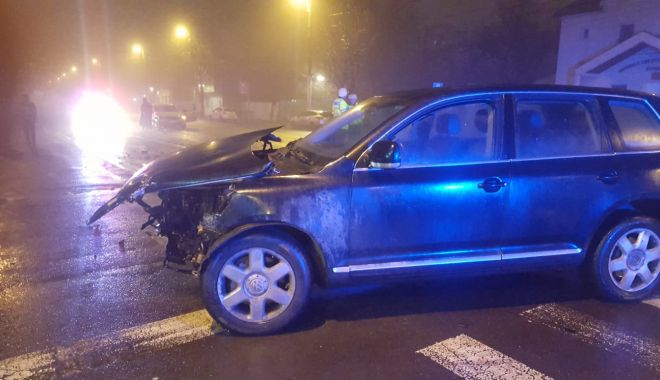 GALERIE FOTO / Accident rutier pe bulevardul I.C.Brătianu. Două persoane au fost rănite - photo20190126094914-1548493152.jpg