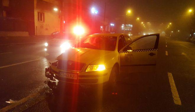 GALERIE FOTO / Accident rutier pe bulevardul I.C.Brătianu. Două persoane au fost rănite - photo201901260949151-1548493185.jpg