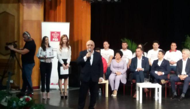 GALERIE FOTO / Viorica Dăncilă și-a lansat candidatura la Constanța - photo20191017193327-1571331477.jpg