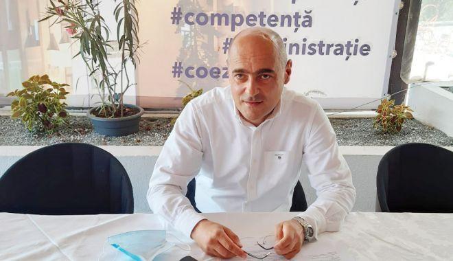 Vicepreședintele liberal George Muhscină a demisionat din PNL Constanța.