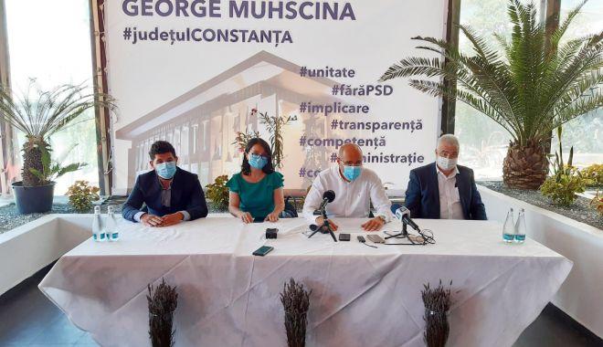 """Foto: Vicepreședintele liberal George Muhscină a demisionat din PNL Constanța. """"Ceea ce se întamplă acolo este un blat"""""""