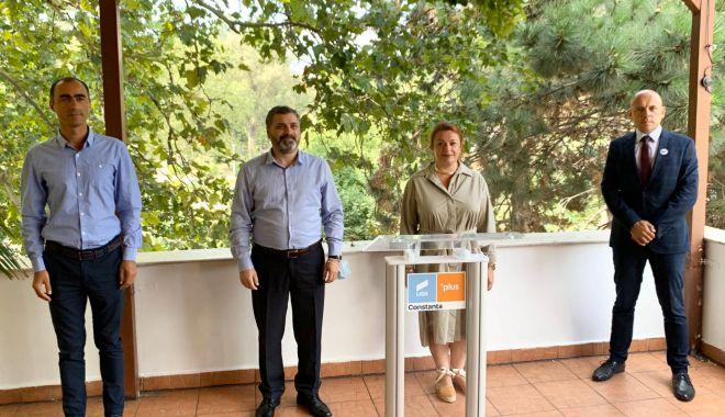 Foto: Alegeri locale 2020 / Alianța USR - PLUS își lansează candidații pentru Năvodari și Costinești