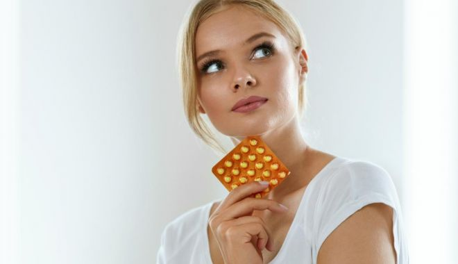 Foto: Pilulele contraceptive pot avea o mulțime de efecte secundare