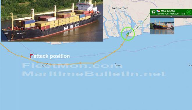 Alarmă pe port-container! PIRAȚII au dat atacul. Ce navă a fost vizată și unde s-a petrecut incidentul - pirati1-1579705023.jpg