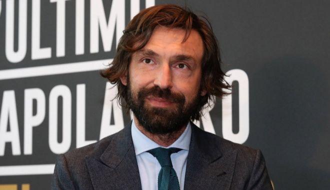 Foto: Andrea Pirlo, aproape să aducă un star la Juventus