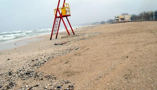 Foto: Începe bătaia pentru plajele Mării Negre