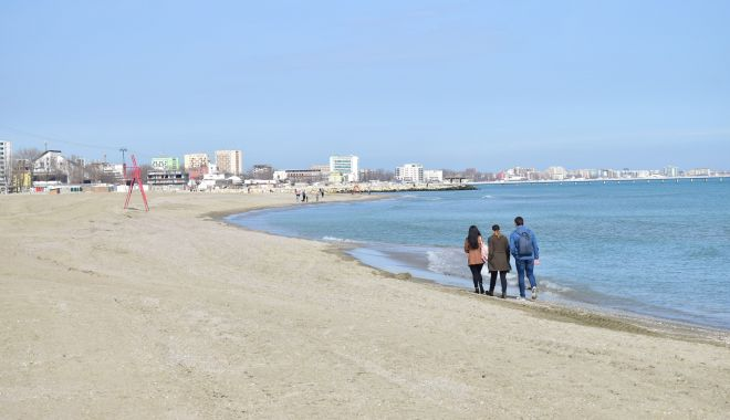 Plaje fără gunoaie. Constănțenii, invitați la o acțiune de ecologizare pe nisip, în weekend - plajamamaia1-1632736790.jpg