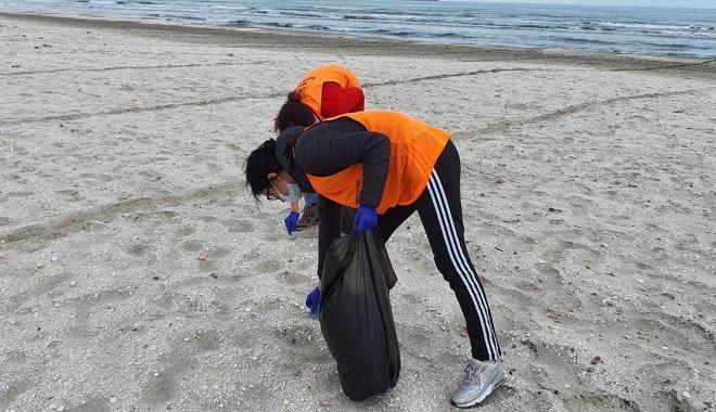 Plajele de pe litoralul românesc, mai curate decât toamna trecută - plajeledepelitoral-1605554309.jpg