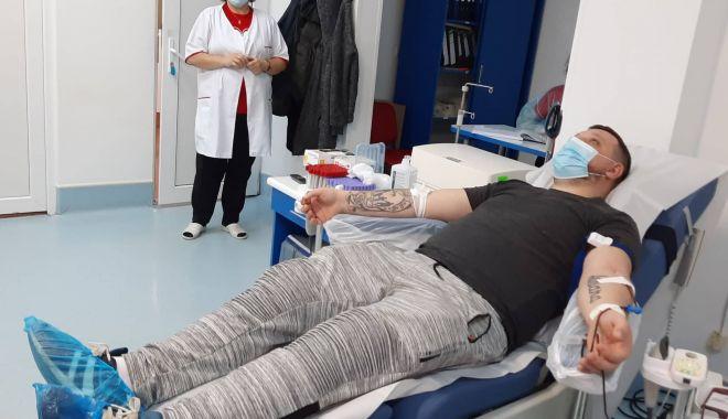 Transfuziile, tot mai solicitate. Câți bolnavi cu Covid au donat plasmă, la Constanța - plasma7-1607367372.jpg