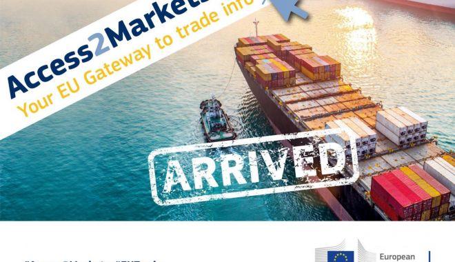 Access2Markets oferă informaţii despre import export - platformaaccess2-1614700921.jpg