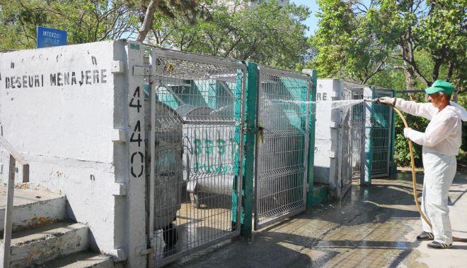 Platformele de deșeuri sunt dezinfectate zilnic - platforme1-1596793081.jpg