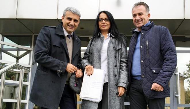 Foto: PMP Constanța a depus listele pentru parlamentare. Onaca  și Turcescu, pe primele locuri
