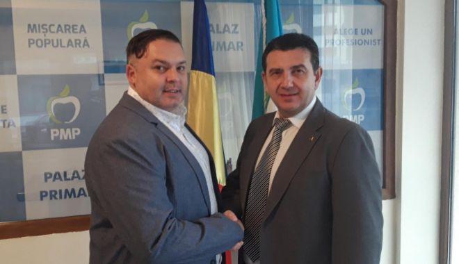 Foto: PMP și-a desemnat candidatul la Primăria Costinești