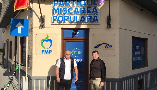 Adrian Stoian, noul preşedinte al Organizaţiei PMP Mangalia - pmp-1603635410.jpg
