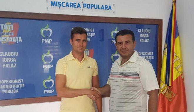 Foto: PMP și-a desemnat candidatul pentru Primăria Albești