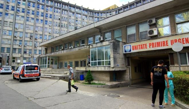 Foto: PMP Constanța cere de urgență rezilierea contractului cu firma care livrează alimente pacienților
