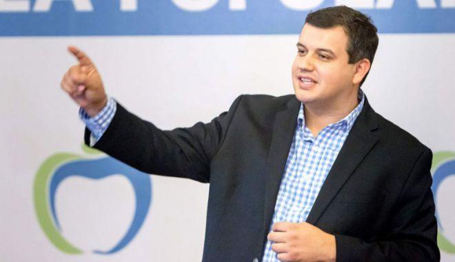 Foto: PMP Constanța îl susține pe Eugen Tomac la conducerea partidului