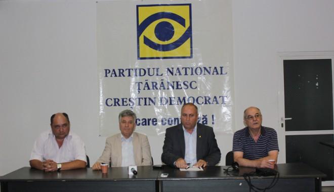 PNȚCD rupe căruța ARD la Constanța: