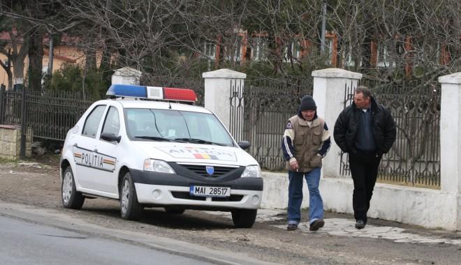 Foto: Polițiștii constănțeni sunt la datorie, de strajă pe lângă școli