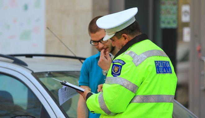 Foto: Ordine și disciplină în traficul constănțean. Poliția a luat măsuri