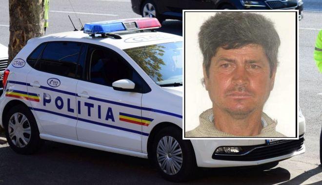 Foto: Bărbat dat dispărut de acasă. Poliția Constanța face apel către cei care l-au văzut