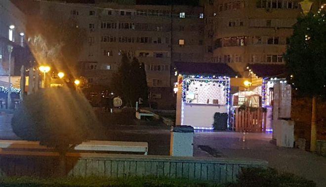 Colet SUSPECT în zona Casa de Cultură! Specialiștii Poliției Constanța, cercetări la fața locului - politia2-1575909620.jpg