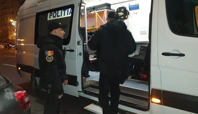 Colet SUSPECT în zona Casa de Cultură! Specialiștii Poliției Constanța, cercetări la fața locului - politia3-1575909632.jpg