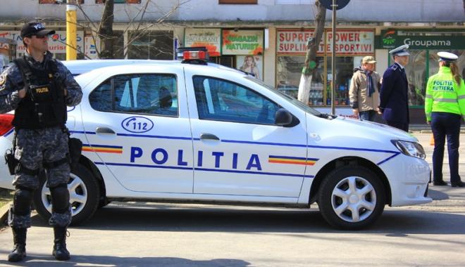 Foto: FLAGRANT LA CONSTANȚA! Cum a fost prins de oamenii legii un bărbat de 44 de ani