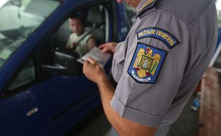 Ghinion pentru un șofer care voia să treacă frontiera! - politiadefrontiera-1575630914.jpg
