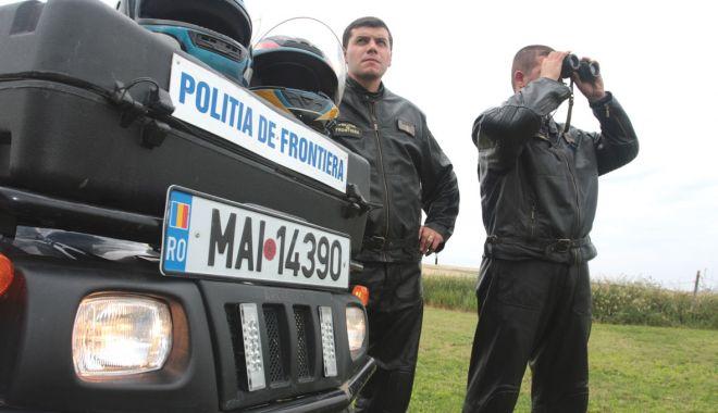 Autoutilitară, căutată de autoritățile din Germania, găsită la Constanța - politiafrontiera-1548074429.jpg