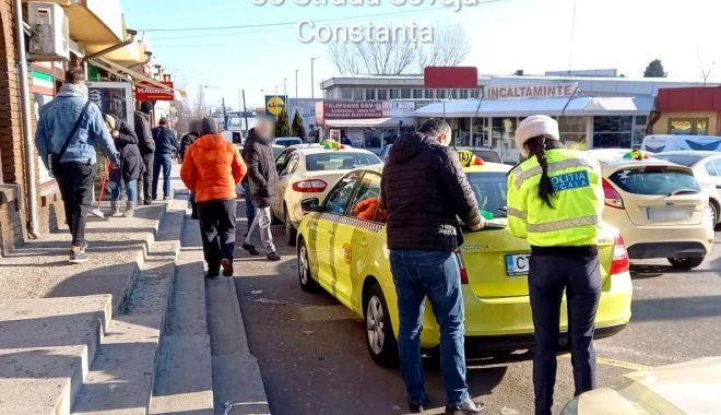 Poliţia Locală Constanţa. Sancțiuni pentru transportatorii de persoane - politialocala-1613760652.jpg