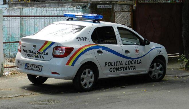 Foto: Poliția Locală, în control prin oraș: căruțe confiscate în Palazu Mare