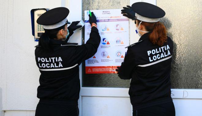 """Foto: """"Poliția Locală este o forță de ordine publică!"""""""