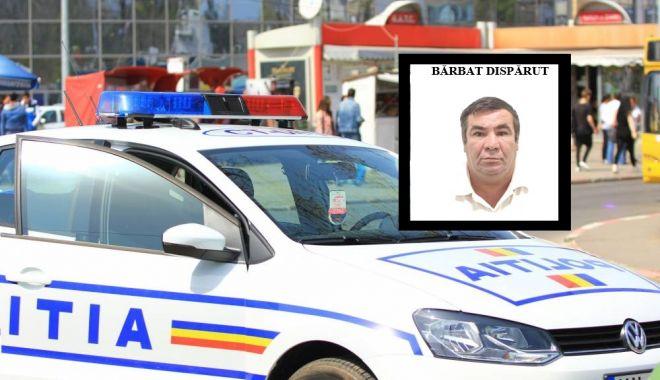 Foto: Bărbat din Constanța, dat dispărut! L-ați văzut?
