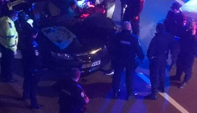 Scandal în miez de noapte! Urmărire și bătăi pe străzile Constanței - politie2-1585558580.jpg