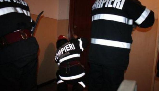 Pompierii au intervenit în Năvodari, pentru a debloca o ușă - pompierideblocarenavodari17nov-1573998432.jpg
