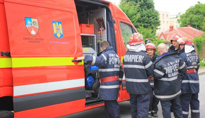 Foto: Controale ale pompierilor în unitățile de turism, încheiate cu zeci de amenzi