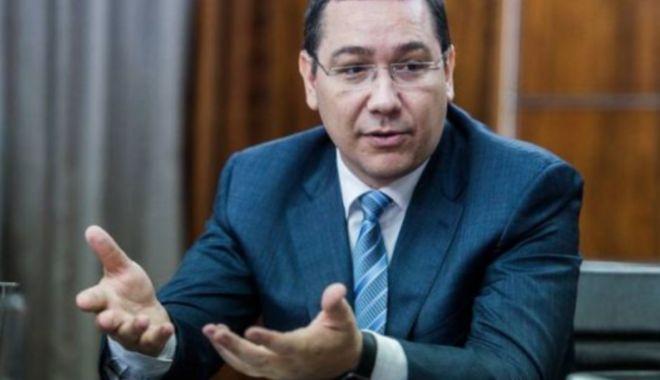 Parlamentarii Pro România vor vota moțiunea de cenzură - ponta-1597086823.jpg