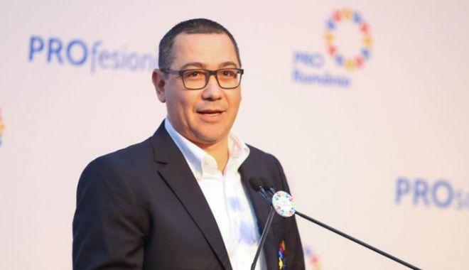 Foto: Victor Ponta: E un măcel în PSD. Liviu Dragnea ori te cumpără, ori te elimină