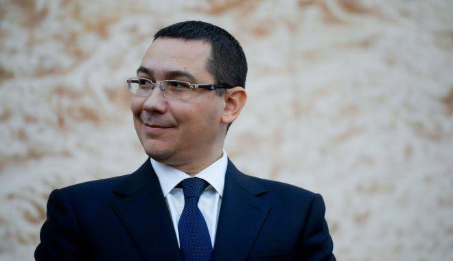 Foto: Victor Ponta, despre respingerea Adinei Florea de la șefia DNA: Mi se pare o decizie normală