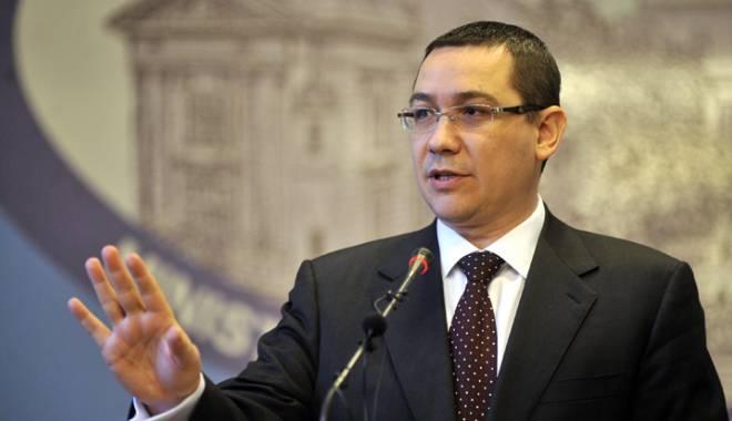 Foto: Ponta promite modificarea legislației privind combaterea evaziunii fiscale