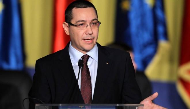 Foto: Ponta spune că impozitul pentru mașinile cu motoare mici ar putea să nu mai fie majorat