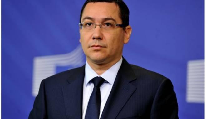 Foto: Ponta: Parlamentul va lua cea mai bună decizie privind salariile demnitarilor