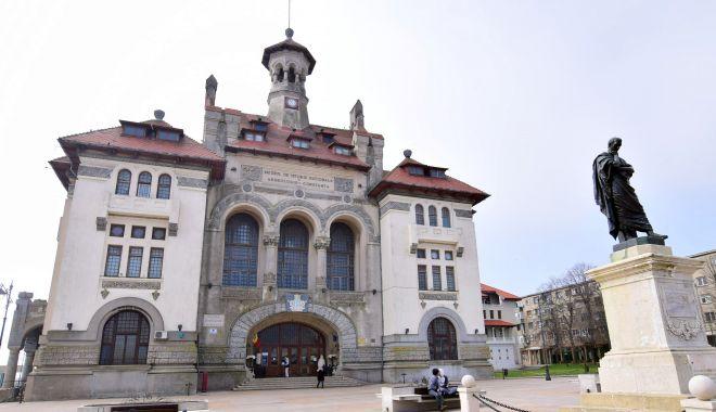 """Foto: Sesiunea Științifică """"Pontica"""", în toamnă, la Muzeul de Istorie"""