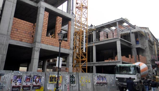 Foto: Populația salvează  sectorul construcțiilor