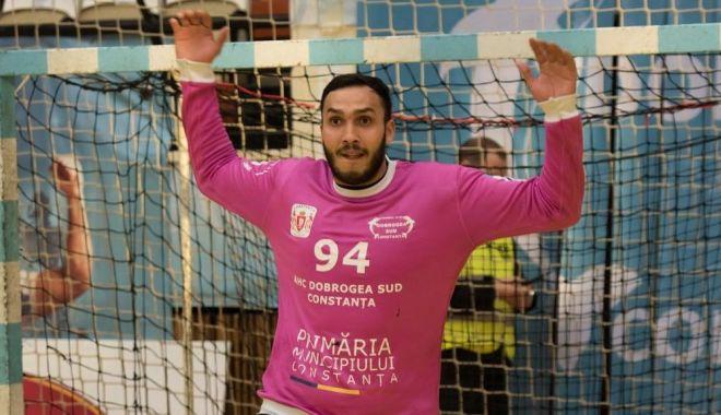 Portarul Ionuț Iancu a semnat prelungirea contractului cu HC Dobrogea Sud - portarul-1554757715.jpg