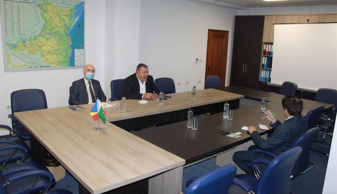 Porturile Karachi (Pakistan) și Constanța vor încheia un protocol de colaborare - porturilekarachipakistansiconsta-1614974691.jpg