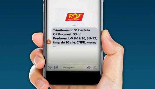 Poșta Română anunță clienții prin SMS, la sosirea coletelor din China - posta-1588869811.jpg